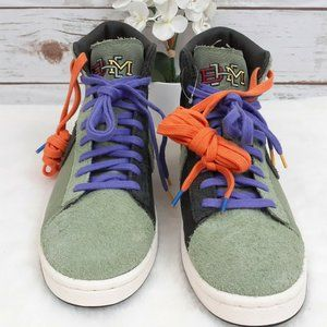 Converse Pro Leather Mid BHM Mens 9/Womens 10.5